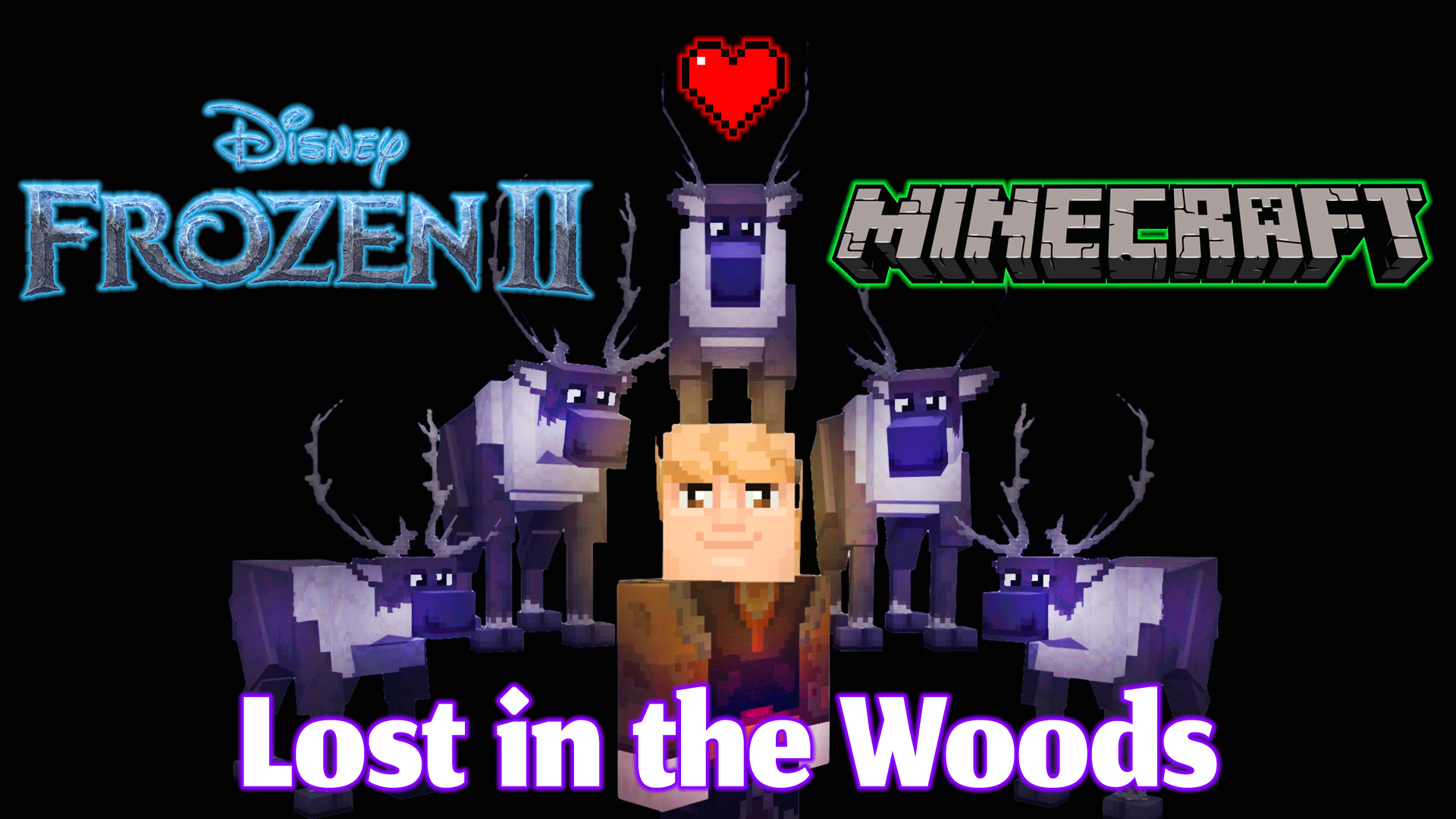 Lost in the Woods Minecraft