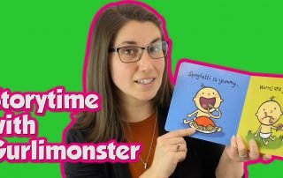 Storytime with Gurlimonster Episode 3